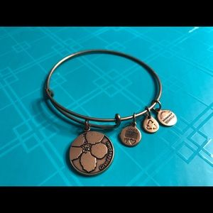 Alex and Ani Granddaughter Expandable Bracelet